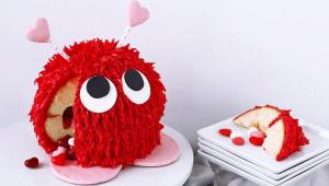 Warm Fuzzy Cake