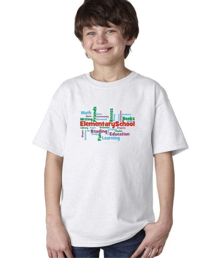 back to school wordle shirt