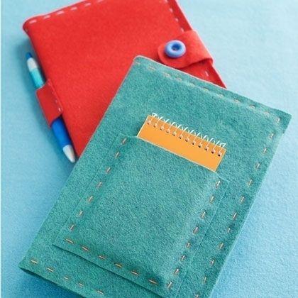 notebook blanket