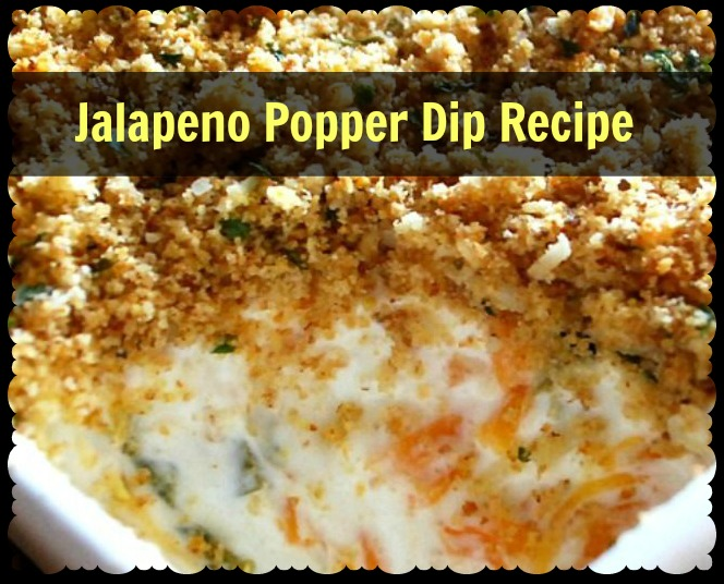 Recipe: Jalapeno Popper Dip - Mama Bees Freebies