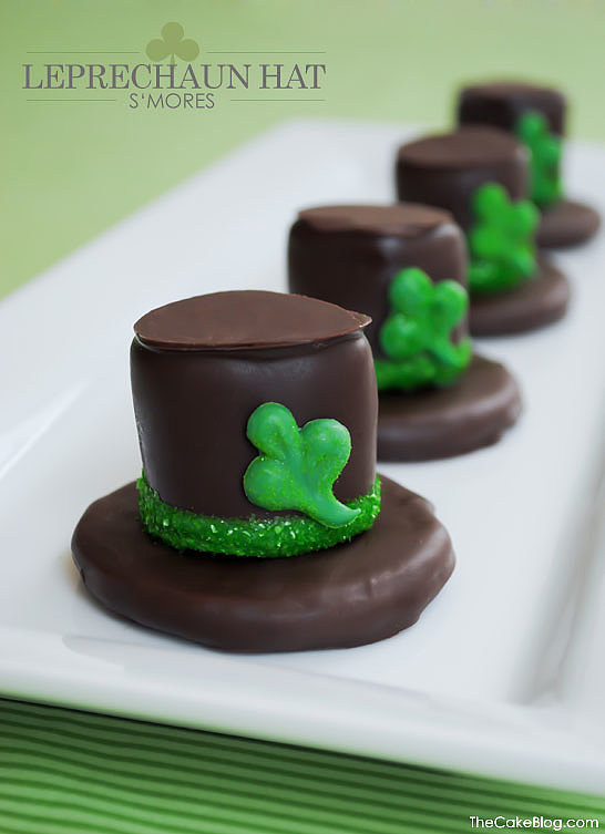 St Patricks Day Leprachaun Hats